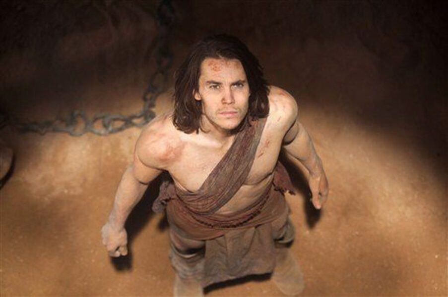 taylor kitsch flops with john carter movie