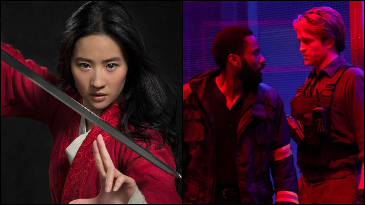 tenet tops boxoffice charts again while mulan fails china 2020