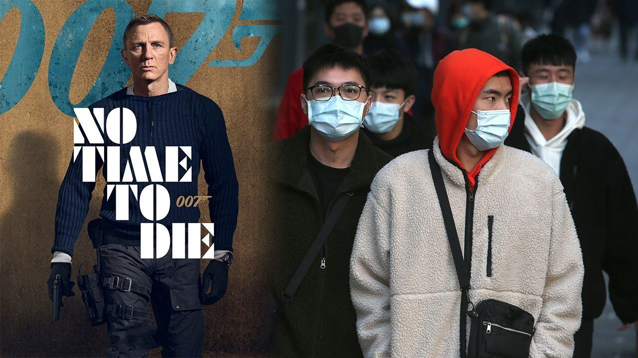 will james bond no time to die overcome coronavirus box office 2020 images