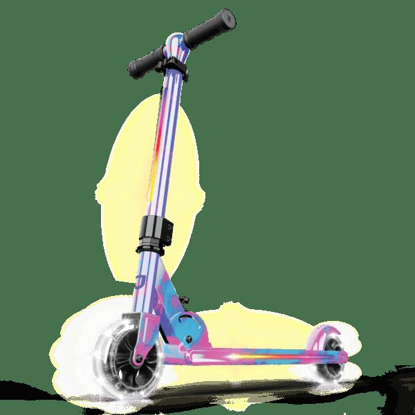2020 hottest kids toys gifts jetson marx 2 wheel folding kids scooter light up
