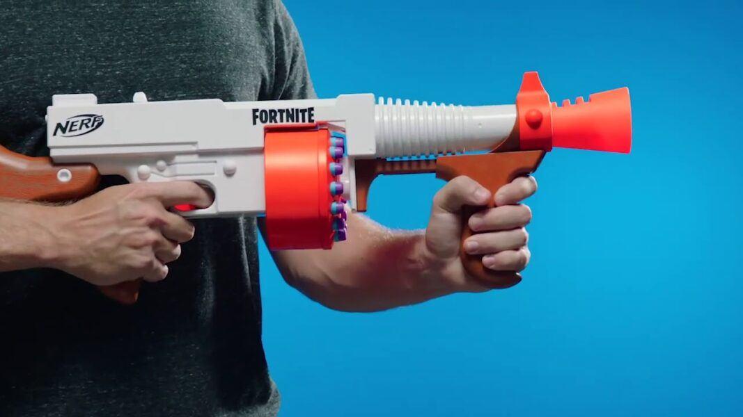 2020 hottest kids toys holiday Nerf Fortnite DG Dart Blaster images
