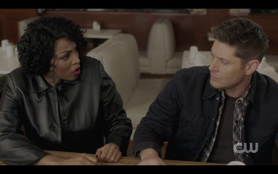 Billie insists she told Dean Winchester the truth about Jack SPN 1516