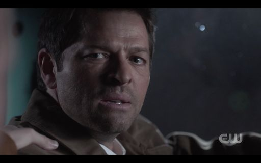 Castiel to Jack I watched you die once I wont do it again SPN