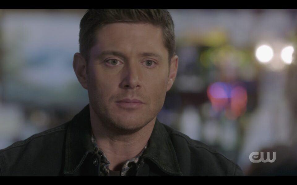 Dean Winchester admitting Baba Yaga nightmares to Sam 1516