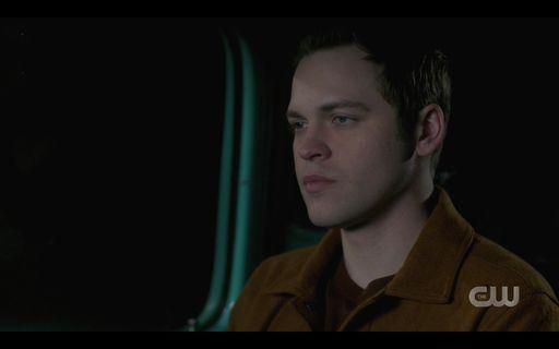 Jack begging Castiel not to tell Sam Dean SPN