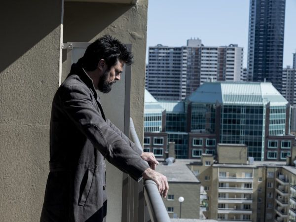 Karl Urban Butcher looking over city The Boys 207 Movie TV Tech Geeks