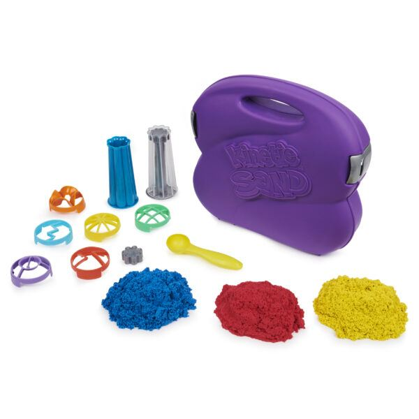 Kinetic Sand, Sandwhirlz Playset 2020 hottest childs toys what comes inside