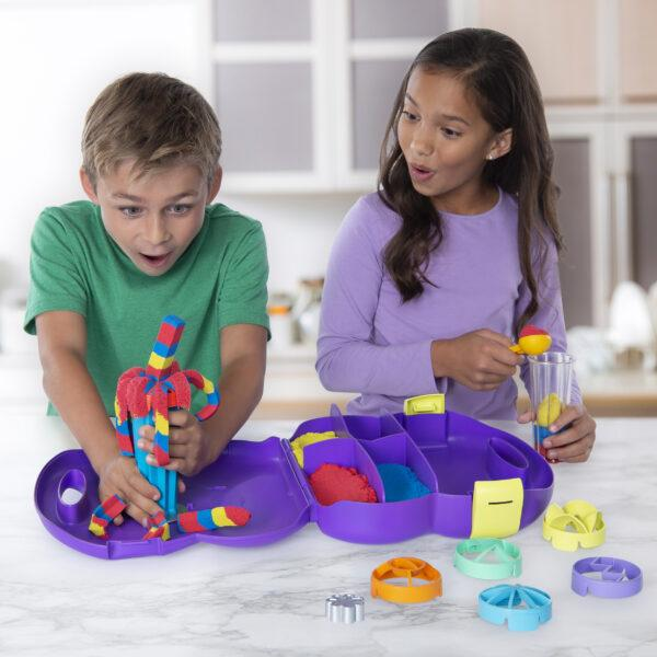 Kinetic Sand, Sandwhirlz Playset 2020 hottest interactive kids toys holiday gifts