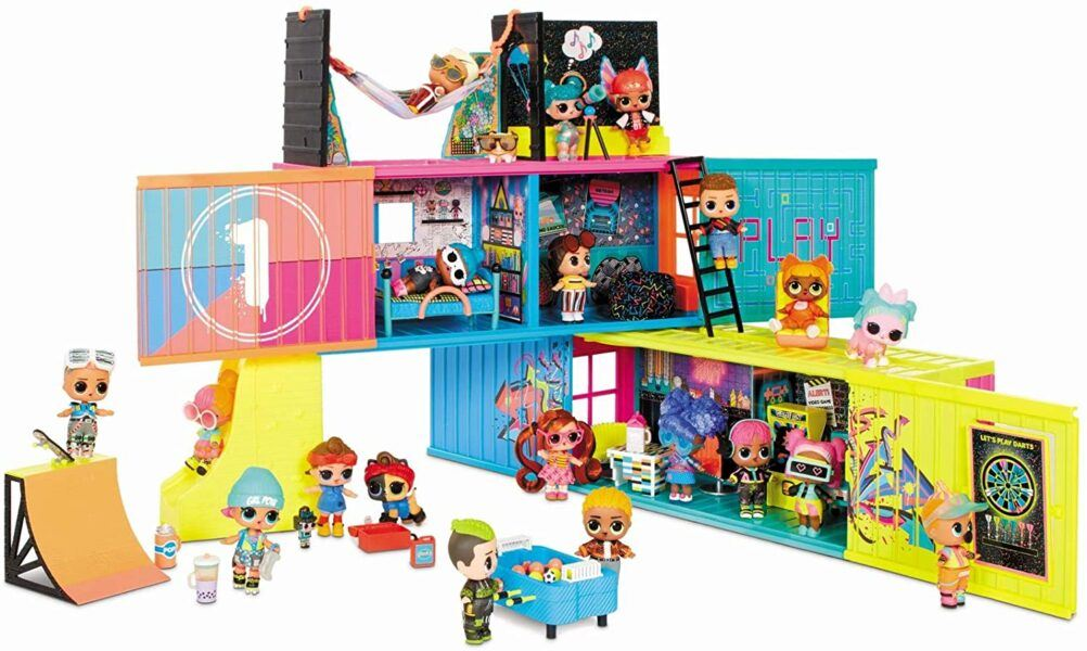 L.O.L. Surprise! Clubhouse Playset 2020 hottest kids toys gifts holiday