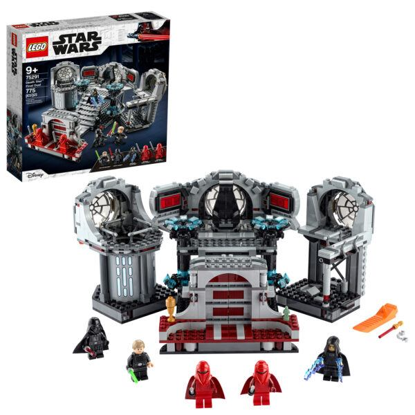 LEGO Star Wars Return of the Jedi Death Star Final Duel 75291 2020 hottest kids toys