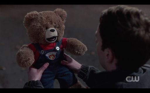 Marvelous Marvin the talking bear holiday kids SPN 1515