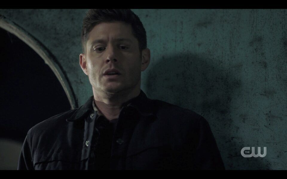 SPN Dean Winchester to finding Young Sam Winchester dead body under tarp