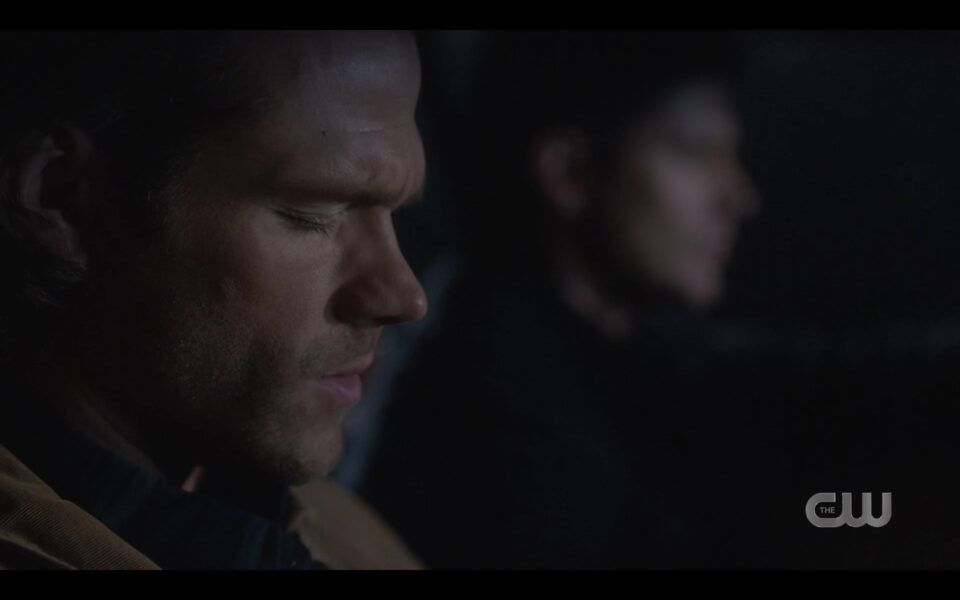 SPN Sam Winchester just drive to Dean Drag Me Away