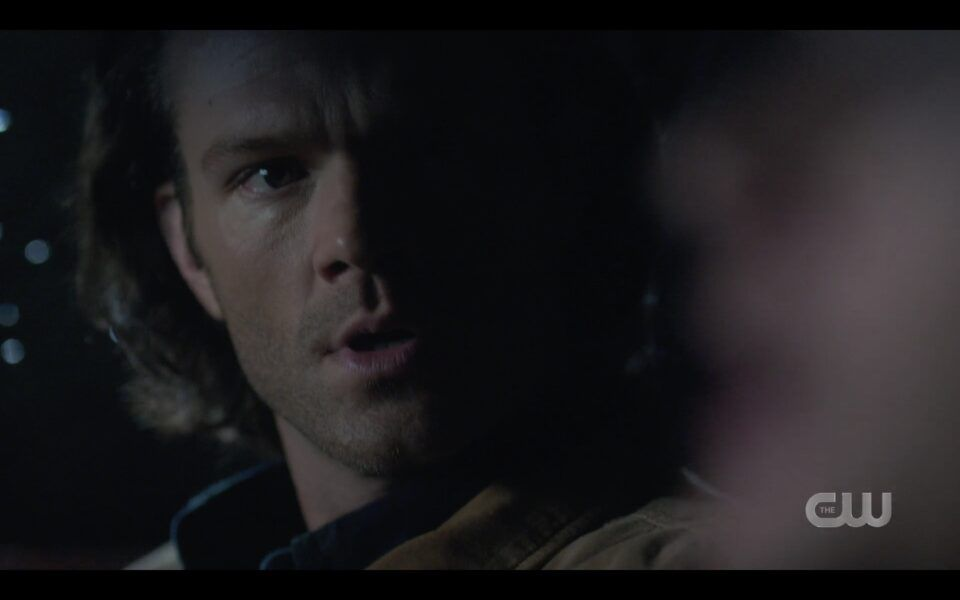 Sam Winchester reacts to hearing Jack will die from Dean 1516