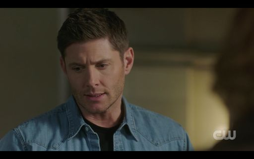 Dean Winchester remembering lunch bags Mrs Butters packed for Jack
