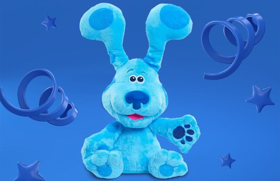 blues clues and you peek a blue doll 2020 hottest toys for christmas