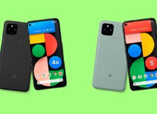 google pixel 5 unveiled with tv streaming 2020