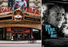 james bond delay pushes regal closures box office 2020 images