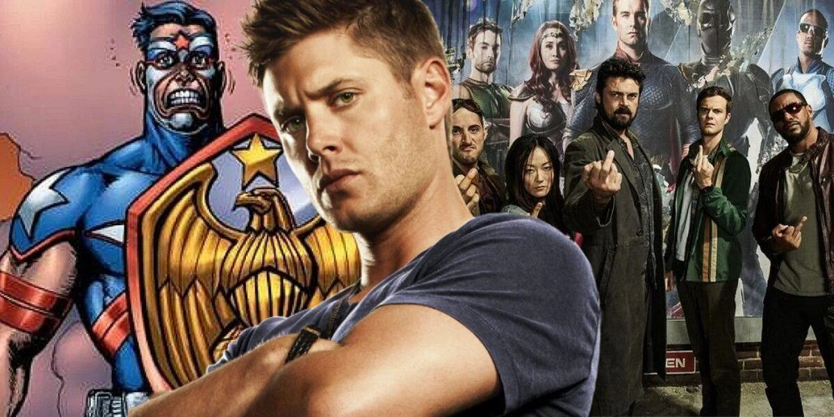 jensen ackles as soldier boy the boys promo for season 3 2021