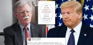 john bolton lawsuit continues for donald trump book 2020