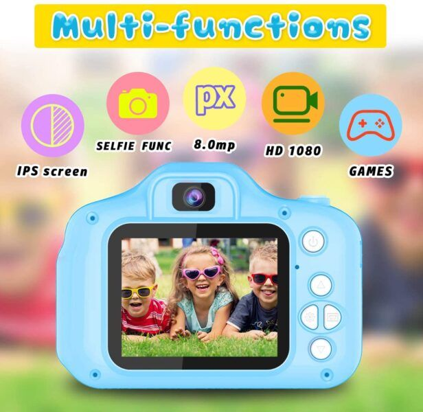 kids selfie camera functions 2020 hot christmas toys