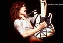 rip eddie van halen from cancer at 65 2020