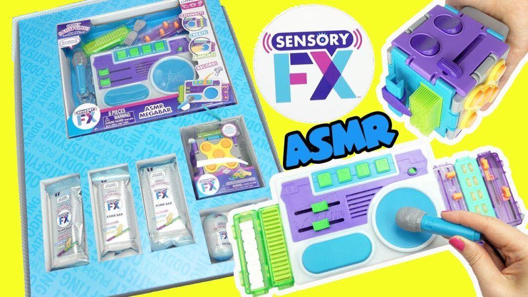 sensory fx asmr mega bar 2020 hottest kids toys