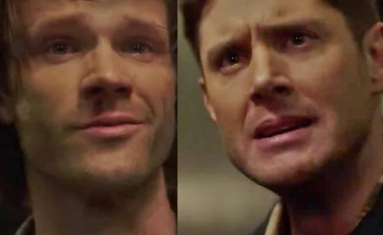 Final episodes get 'Supernatural' news blast Part 2 ...Supernatural Finale