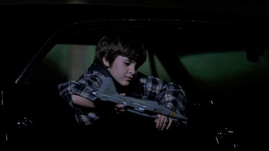 Bad Boys Supernatural Sam Winchester hugging jack outreach best episode ever
