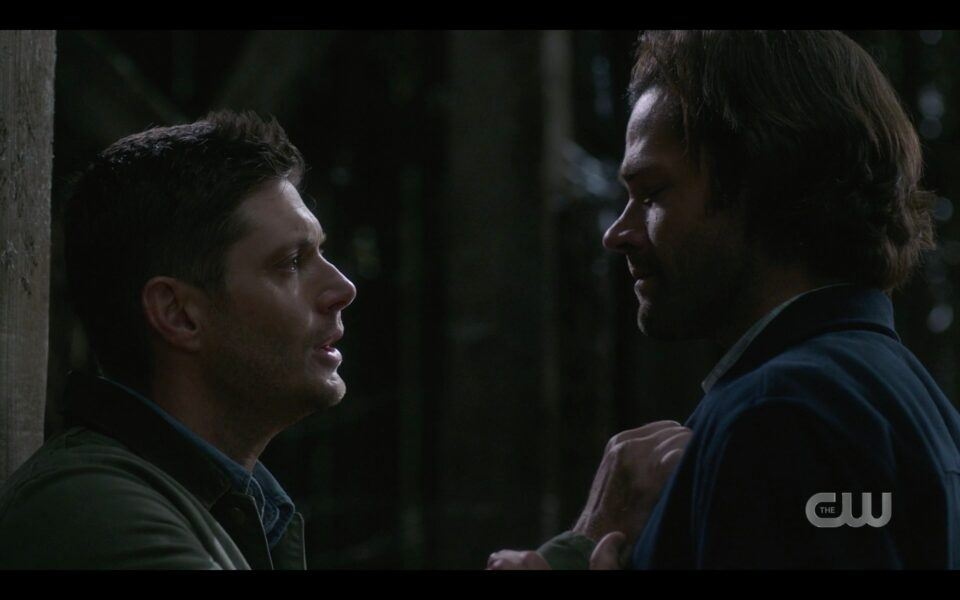 SPN 1520 Dean Winchester tells Sam he can survive without him
