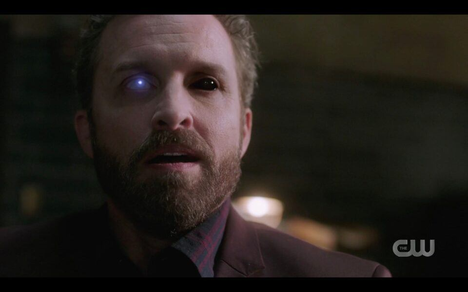 SPN Chuck with his and Amaras eyes Unity