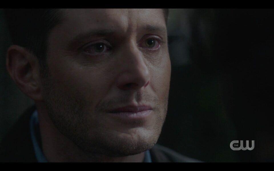 SPN Dean Winchester ready to die