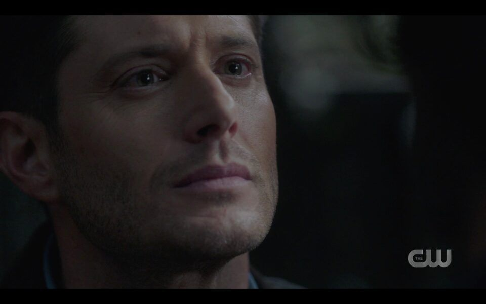 SPN Dean Winchester tells Sam how he always looked up to him