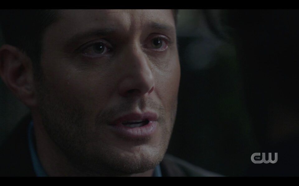 SPN Dean Winchester to Sam dying I need you