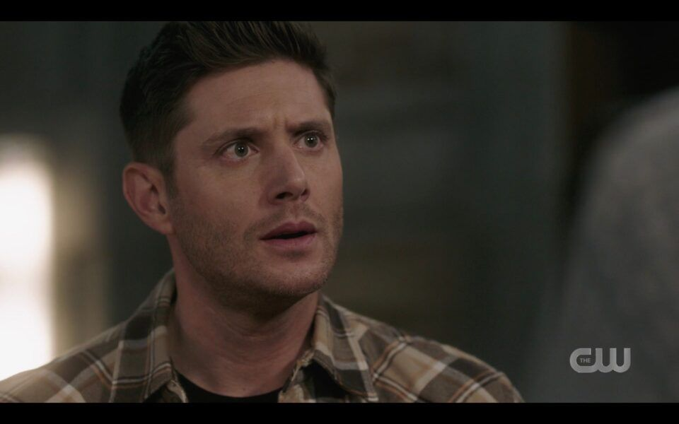 SPN Dean to Sam about killing Jack We have to do this Its in the book