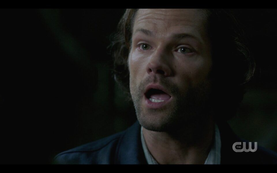 SPN Sam Winchester trying to find way to save Dean
