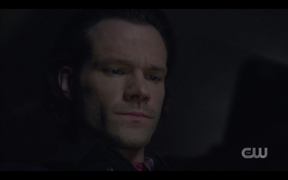Sam Winchester reacts to Eileen being in trouble