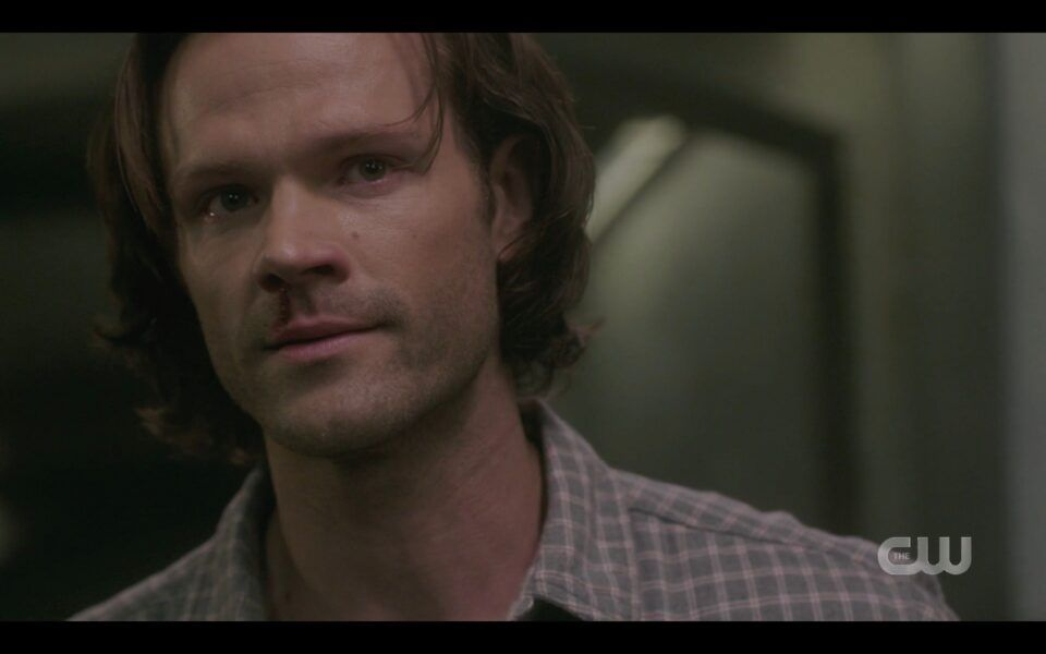 Sam Winchester to Dean My entire life youve protected me SPN Unity