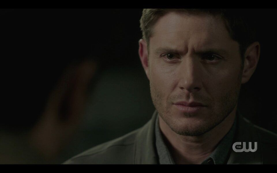Supernatural Dean Winchester confused by Cas Daddy talk 1518