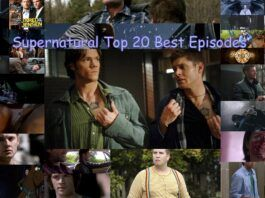Supernatural Top 20 best episodes ever mttg fangasmspn images