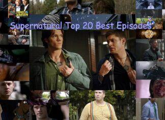 Supernatural Top 20 best episodes ever mttg fangasmspn images