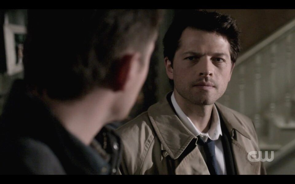 Supernatural montage Dean Winchester with Castiel before he died