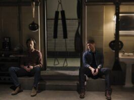 supernatural 1519 inherit the earth winchester bros sitting outside torture 2020