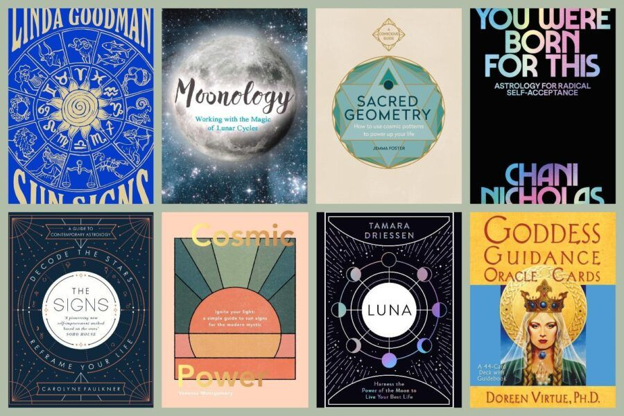 Astrology Books hot holiday gifts for psychis 2020