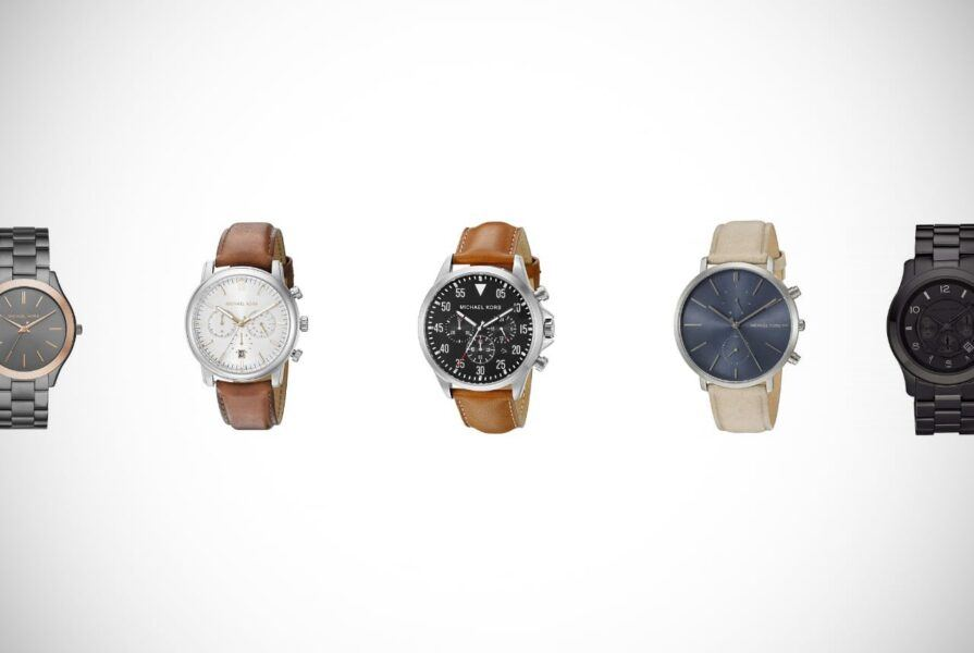 michael kors hot watches for men holiday gifts 2021