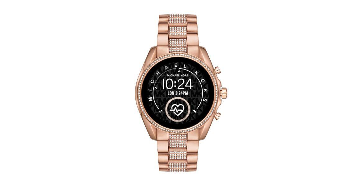 michael kors smartwatch luxury gifts holiday 2021