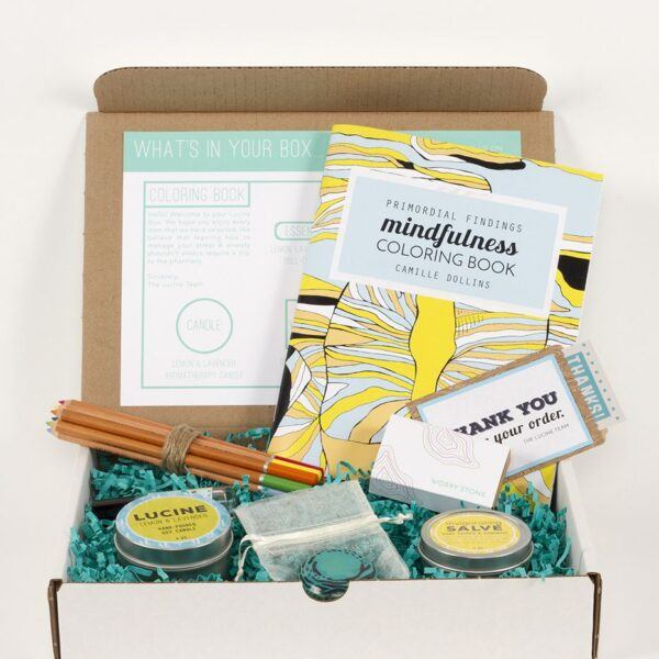 mindfulness subscription box hottest holiday gift ideas