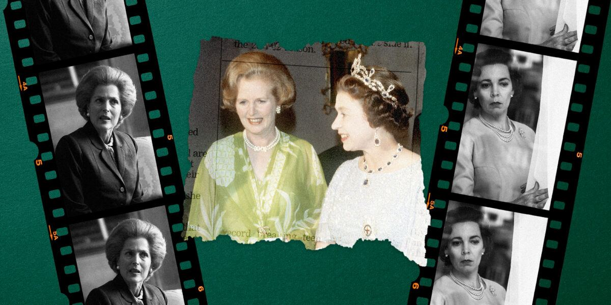 netflix the crown fact check on margaret thatcher relationship with queen 2020