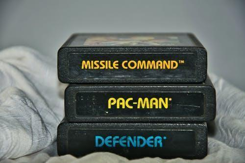 retro games missile command pac man and defender holidays 2020 gifts
