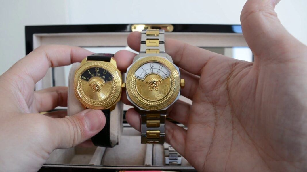 versace jump hour dylos watches mttg hottest holiday gifts 2021